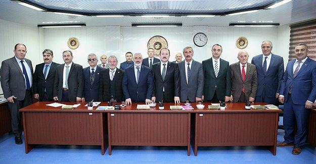 İl Genel Meclisi'nde Şubat ayı toplantısı