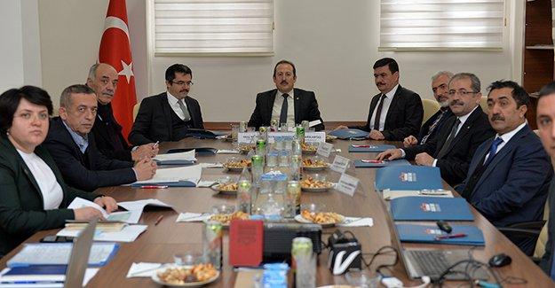 KUDAKA Erzurum'da toplandı