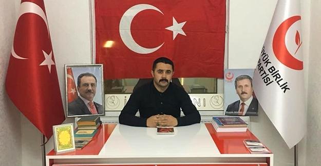 Eryılmaz'dan 'Yazıcıoğlu' açıklaması