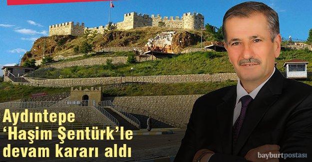Aydıntepe 'Haşim Şentürk'le devam etti