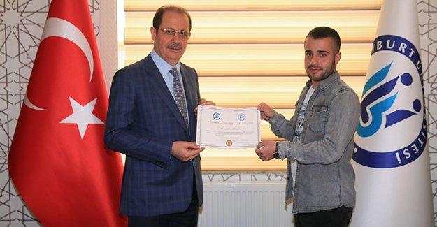 42 kursiyere 'Yabancılara Türkçe Öğretim' sertifikası