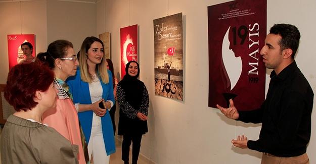 'Milli Mücadelenin 100. Yılı' konulu sergi Samsun'da
