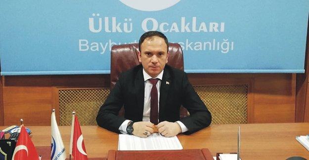 Ötünç'ten '3 Mayıs' açıklaması