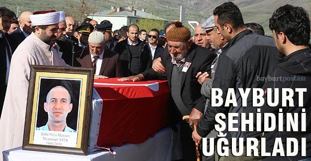 Şehit Muammer Ateş Çatıksu'da son yolculuğuna uğurlandı