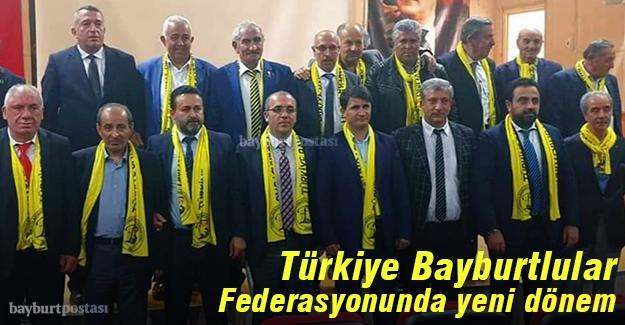 Türkiye Bayburtlular Federasyonu Genel Başkanı Hasan Saka