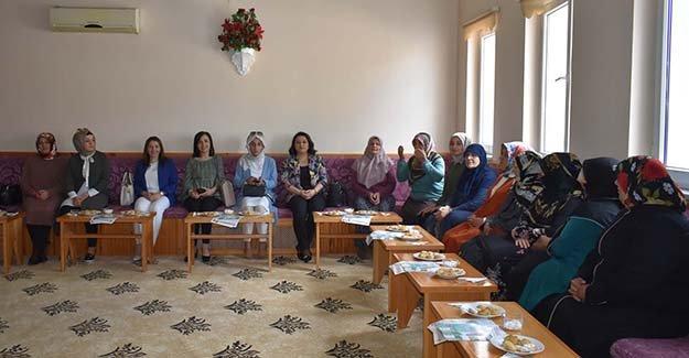 16 köyde kadın üreticilere eğitim