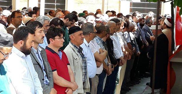 Mursi için Bayburt'ta gıyabi cenaze namazı