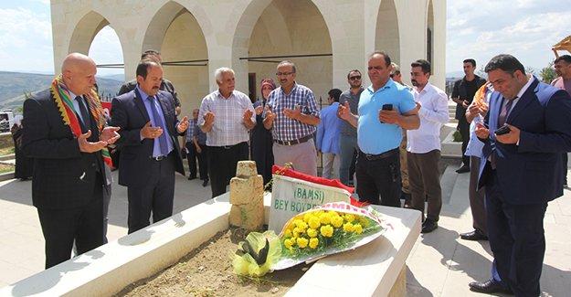 Abdulvahap Gazi ve Beyrek'e ziyaret
