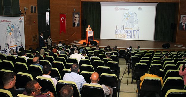KUDAKA'dan Mesleki ve Teknik Eğitim Konferansları