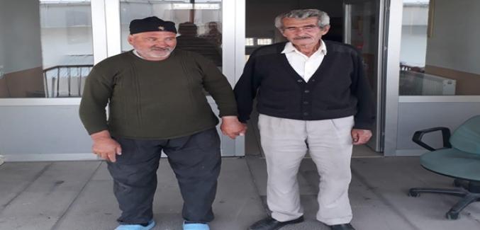 Şiran'da kaybolan şahıs Bayburt'ta bulundu
