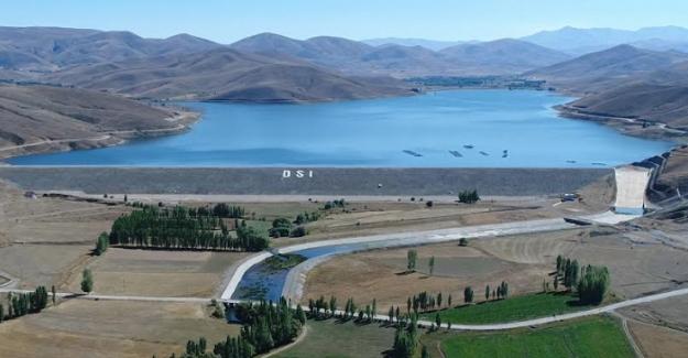 Demirözü Barajıyla 9.2 milyon hektar tarım arazisi daha suya kavuşacak