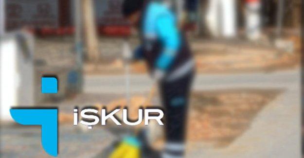 İŞKUR'dan 9 aylık süreyle iş imkanı