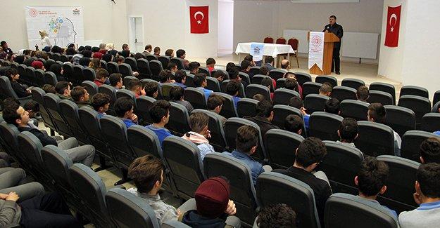'Mesleki Eğitim Liderler Programı' Bayburt'ta düzenlendi