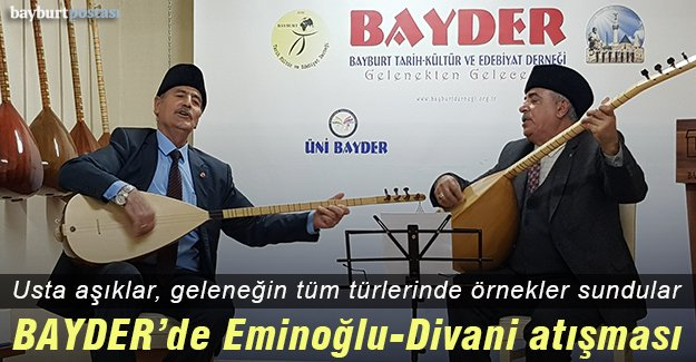 BAYDER'de Eminoğlu-Divani atışması