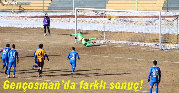 Bayburt Özel İdarespor, Tuzlaspor'a yine farklı mağlup!