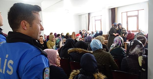 Bayburt'ta 'Aile ve Kadın' çalıştayı