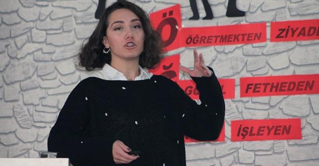 Demirözü'nde 'Kadına Yönelik Şiddet' toplantısı
