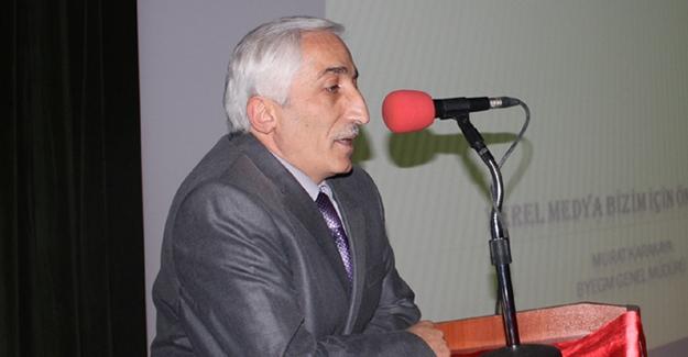 Küresel Gazeteciler Bayburt İl Temsilcisi Yaşar Yıldız