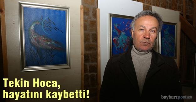 Sanatçı Tekin Koçan, hayatını kaybetti!