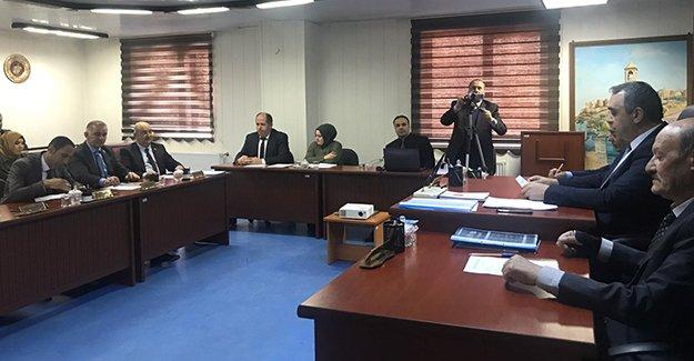 Bayburt İl Genel Meclisinden Mehmetçiğe destek