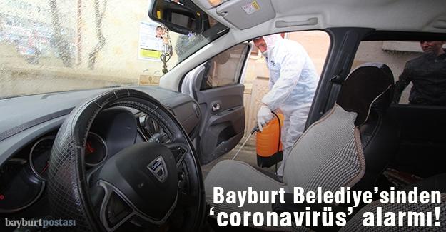 Belediyeden 'coronavirüs' alarmı!
