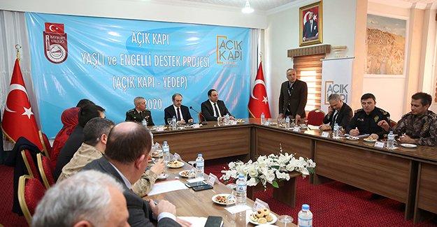 """Epcim: """"Açık Kapı - YEDEP İle Türkiye'ye Örnek Çalışmalar Yapılacağına İnanıyorum"""""""