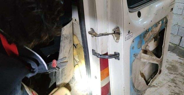 Bayburt'a uyuşturucu nakleden iki kişi gözaltında!