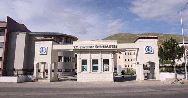Bayburt Üniversitesinde Koronavirüs Tedbirleri
