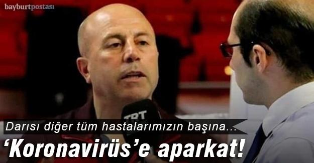 Seyfullah Dumlupınar, 'koronavirüs'ü yendi!