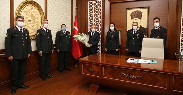 Jandarma Teşkilatı 181. Kuruluş Yıl Dönümünü Kutluyor