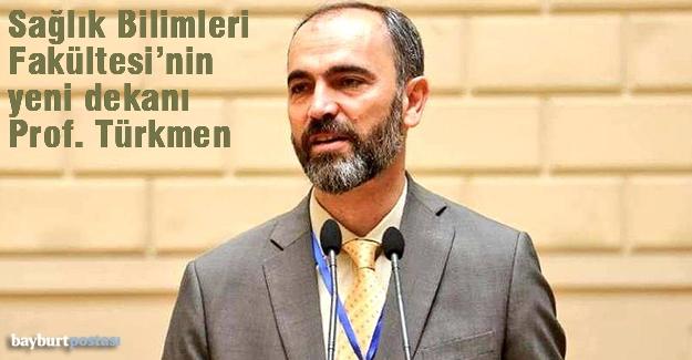 Sağlık Bilimleri Fakültesi Dekanı Prof. Dr. Mutlu Türkmen