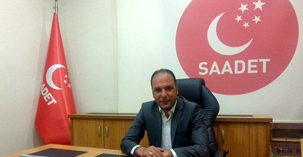 """Saadet Partisi'nden 'emeklilik ve kıdem tazminatı"""" açıklaması"""