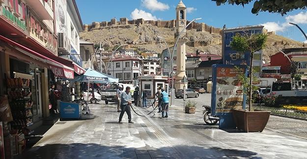 Bayburt Belediyesi'nden COVİD-19 alarmı