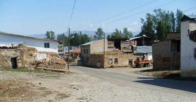 Değirmencik köyünde karantina uygulaması