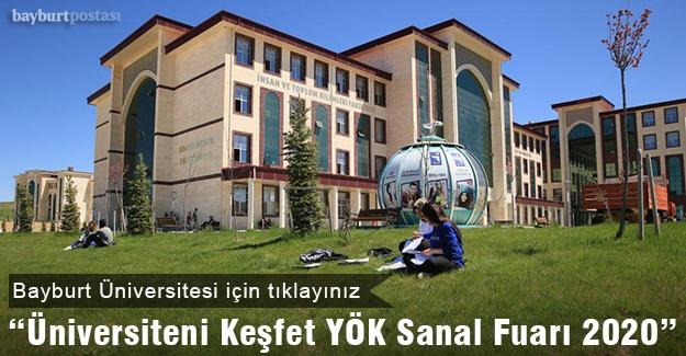 """""""Üniversiteni Keşfet YÖK Sanal Fuarı 2020"""""""