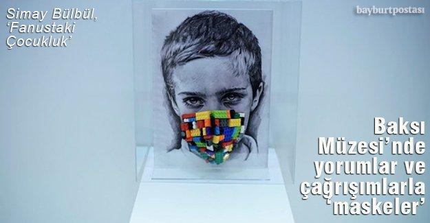 Baksı Müzesi'nde 'Maske/Çağrışımlar' sergisi