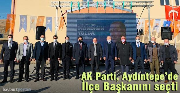 AK Parti, Aydıntepe'de başkanını belirledi