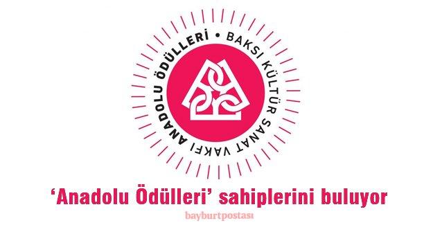 Anadolu Ödülleri Sahiplerini Buluyor