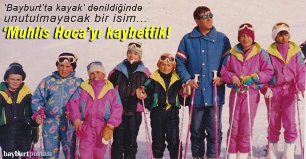 Bayburt Kayak Kulübü'nün unutulmayacak ismi 'Muhlis Gider'i kaybettik!