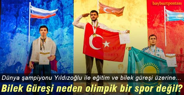Dünya Şampiyonu Yusuf Ziya Yıldızoğlu, yeni şampiyonluklara hazırlanıyor