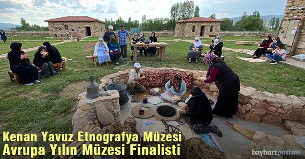 """Kenan Yavuz Etnografya Müzesi """"Avrupa Yılın Müzesi"""" Ödülü Finalisti"""