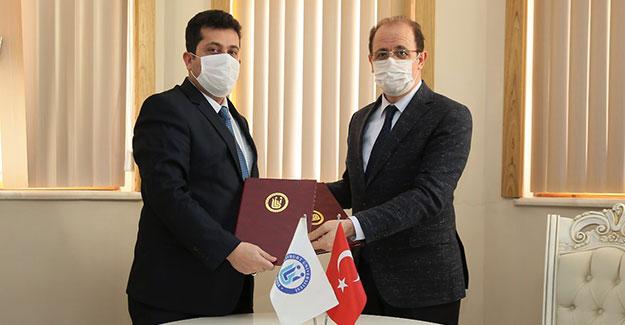 İŞKUR ile BayburtÜniversitesiArasındaProtokol İmzalandı