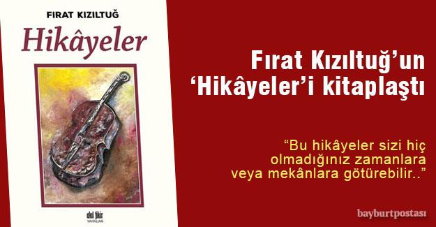 Kızıltuğ'un 'Hikâyeler'i Akıl Fikir Yayınları'ndan kitaplaştı