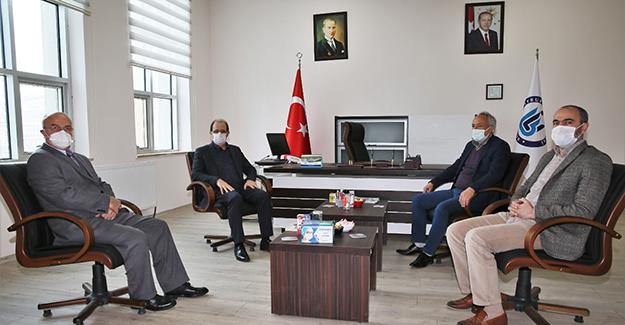 Adalet Meslek Yüksek Okulu Müdürü Doç. Dr. Mustaf Albayrak