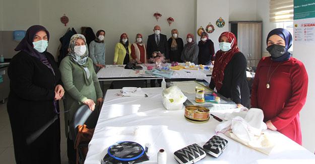 Bayburt Belediyesi Aile Yaşam Merkezi'nde Eğitim Kursları