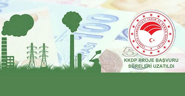KKDPAltyapı Yatırımları Proje Başvuru Süreleri Uzatıldı
