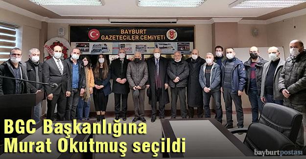 Bayburt Gazeteciler Cemiyeti Başkanı Murat Okutmuş