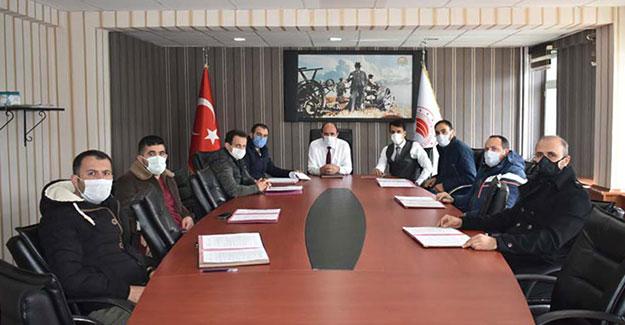 Bayburt'ta Etçi ve Kombine Irkların Geliştirilmesi Projesinin Protokolü İmzalandı