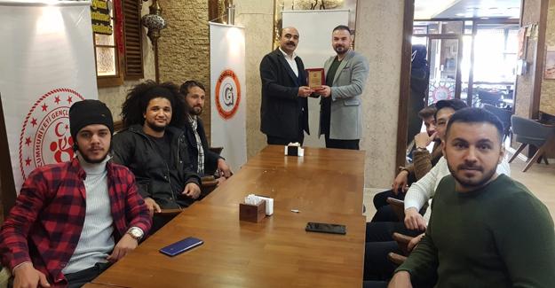 """Bayburt'ta """"Geleceğin Barış Elçileri, Türkiye'nin Misafirleri"""" projesi"""