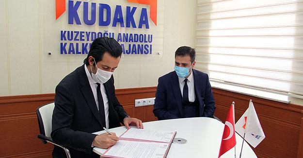 Demirözü Barajı projesi için imzalar atıldı